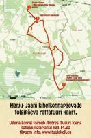 IX Harju-Jaani kihelkonnapäevade folgipäeva kaart